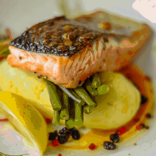 easy grilled smoked salmon recipe • mommy's memorandum