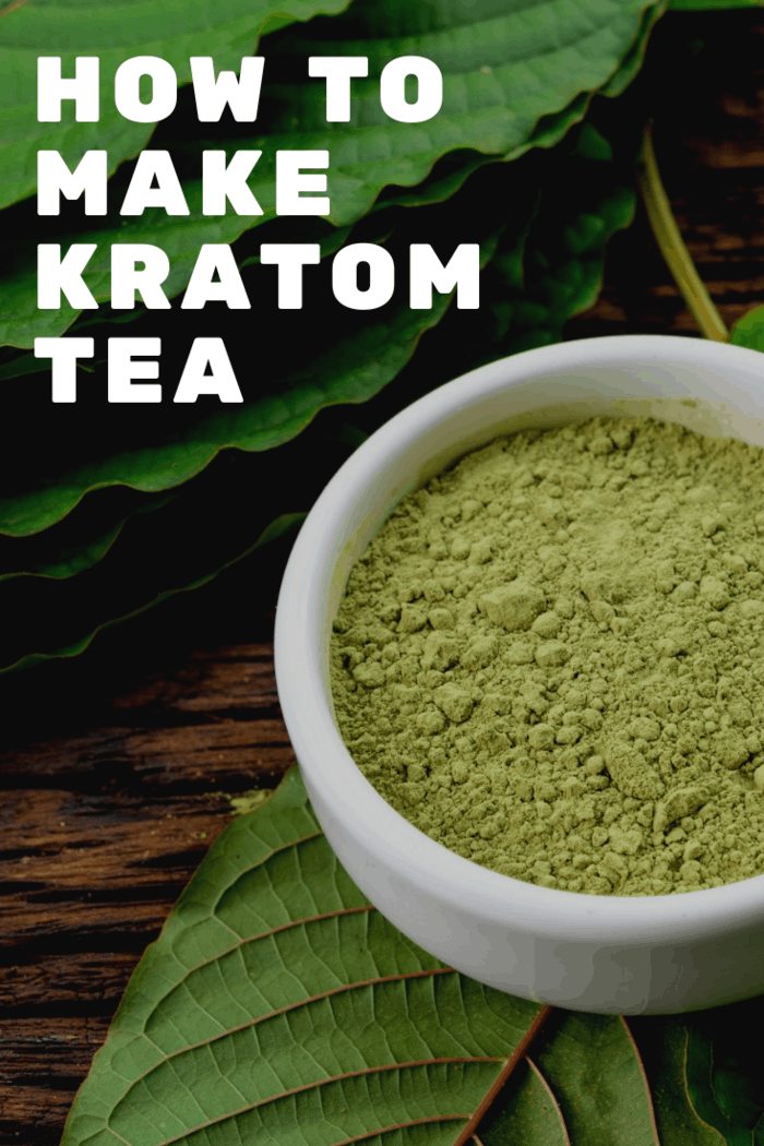 Keep reading for a step-by-step guide on how to use kratom powder to make tea.