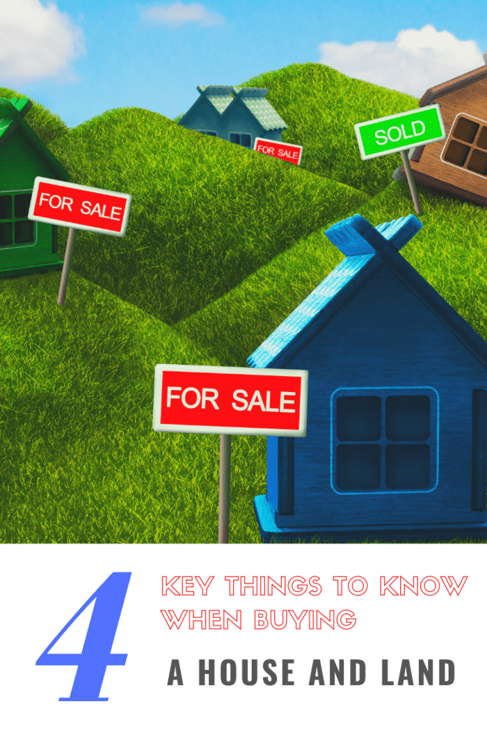 Due to the high stakes involved in this investment, it is always good to ensure that you make the right choice when buying a house and land.