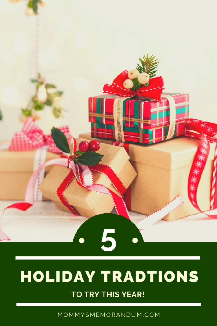 Take a look at the following ideas for Christmas traditions to include in your family festivities for years to come and be inspired to try something new.