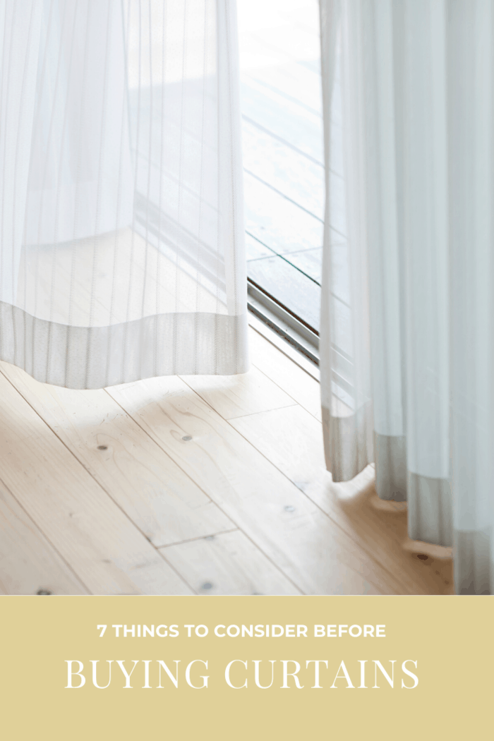 We highly recommend going for lining your curtains because of the goodness it has got to offer