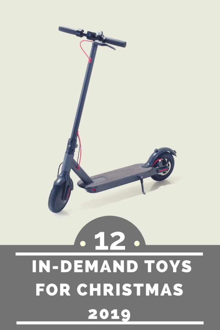 This is a speedy electric scooter with a top speed of 10 mph and supports riders up to 143 pounds.