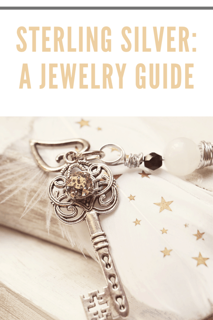 As you're shopping around for a new piece of jewelry, you may notice freezes on the jewelry that refer to pure silver and 925 sterling silver.