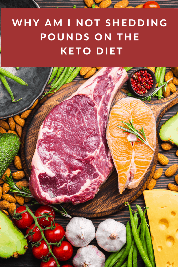 Keto is not a high protein diet. Many people mistake keto for a high protein diet and fail in their weight loss objectives.