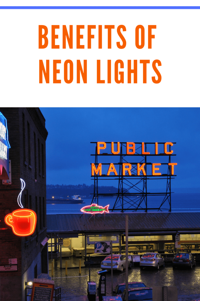 The best thing about neon is that it comes in an endless range of bright colors, shapes, and the designs are limitless.