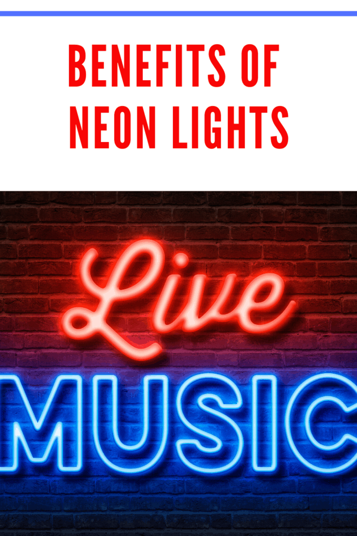 Neon lights have a very long life when running correctly.