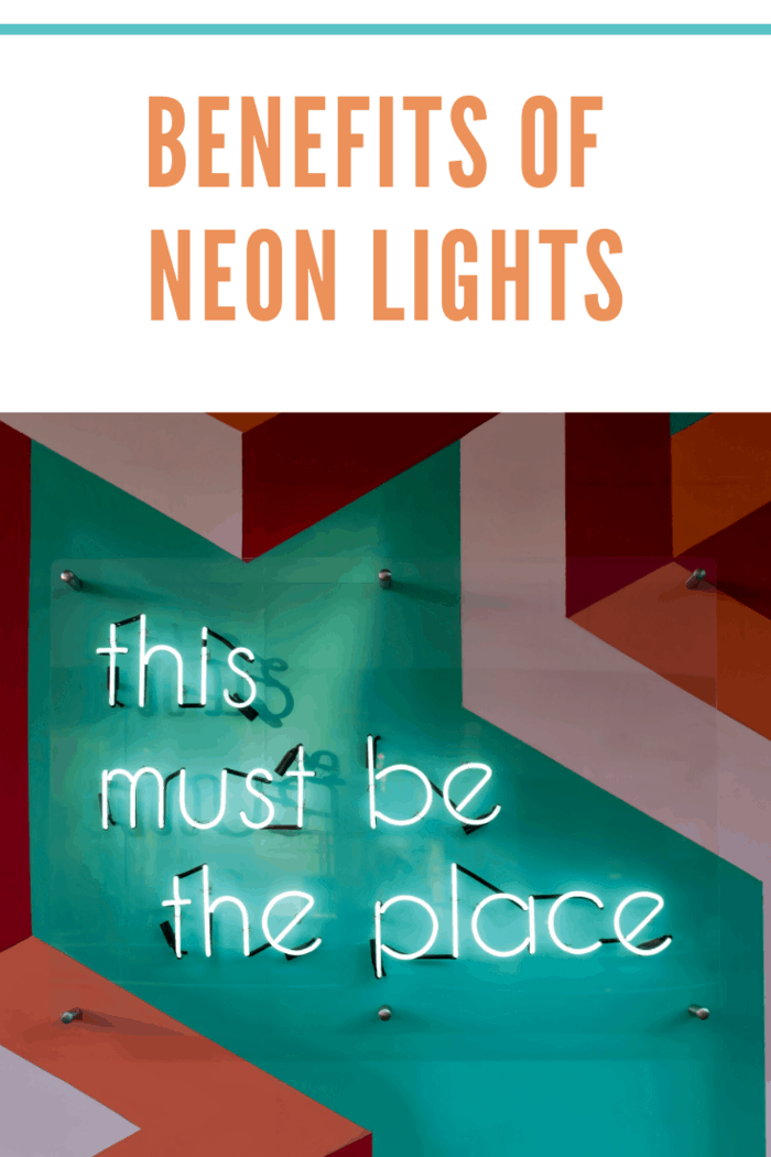 Neon lights were first introduced to the world in 1910, and to this day, they are in demand and a great way to catch people's attention.