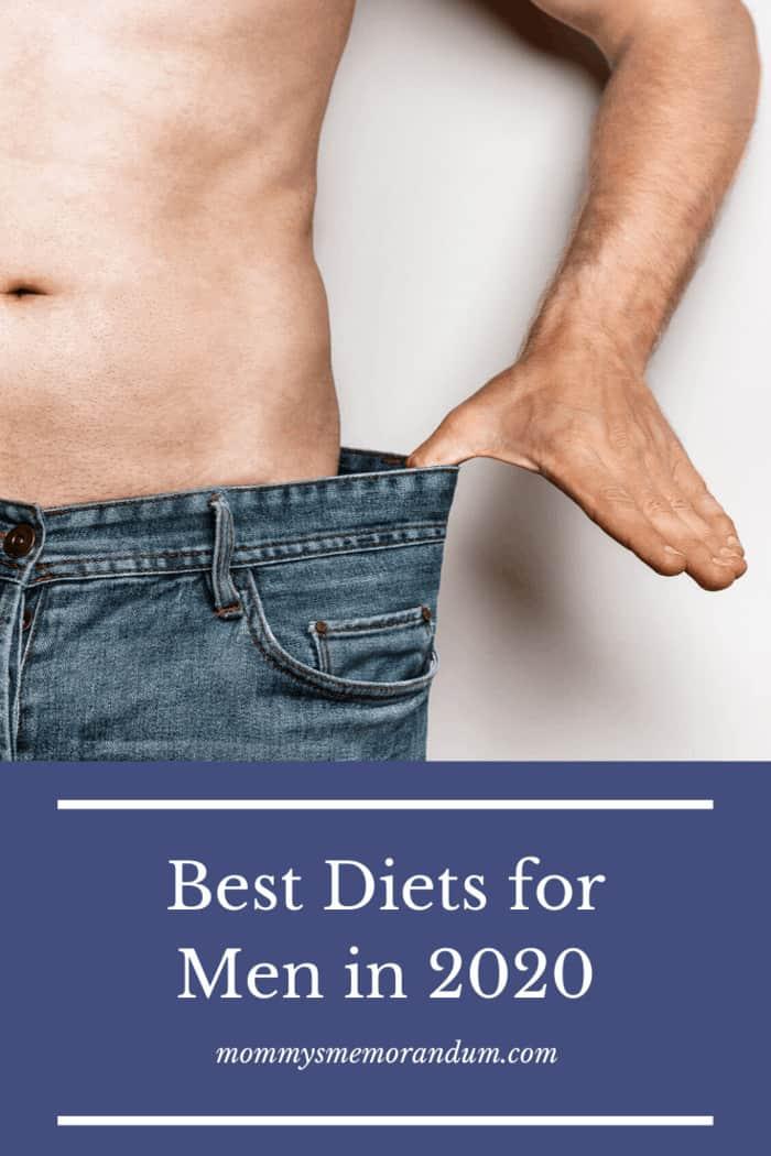 Best Diets for Men in 2020