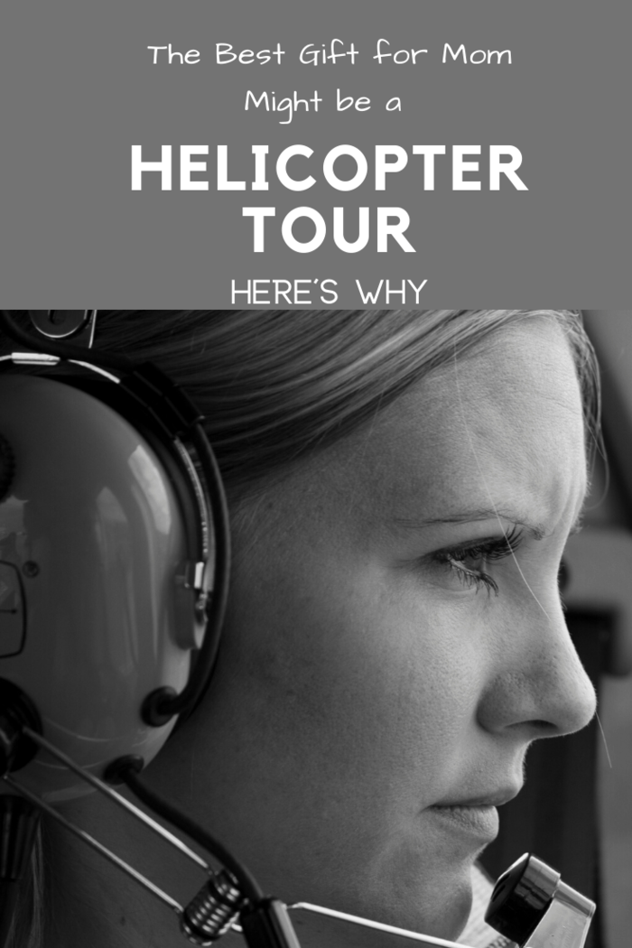 A helicopter ride will provide both of you with an exciting and unforgettable experience that makes any physical gift obsolete.