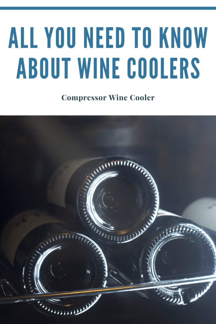 A compressor-type wine cooler works in a similar way to a refrigerator. However, it emits great vibration sounds that are disturbing. It also consumes a lot of energy so it is expensive to maintain.
