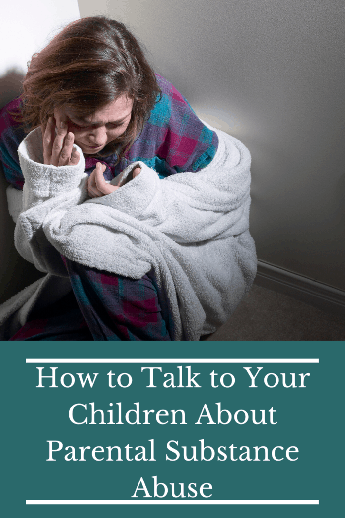 Substance abuse can affect anyone from any gender, age group, or other demographic. If you have children, coping with parental substance abuse can be especially difficult.
