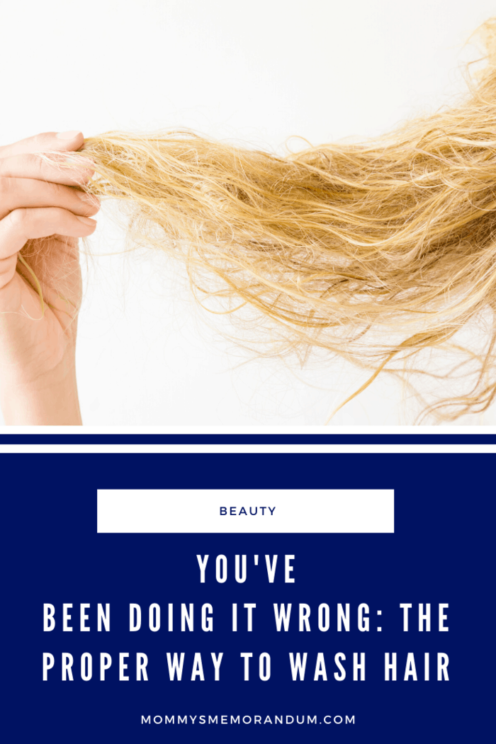 That's right. You should detanglebefore you step into the shower. That way you don't have to do it when you get out, which can be super stressful to your strands.