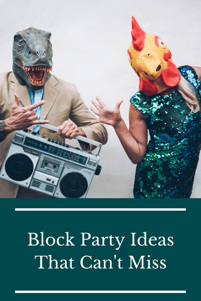Costume parties aren't just for Halloween!