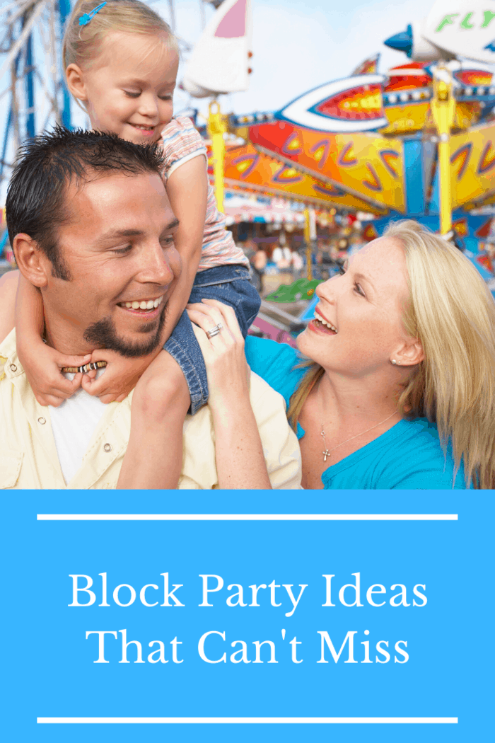With a cardboard box or two for the booth and some props for the games, you can create activities such as a bucket toss, a three-legged race, and a mini-bowling alley.