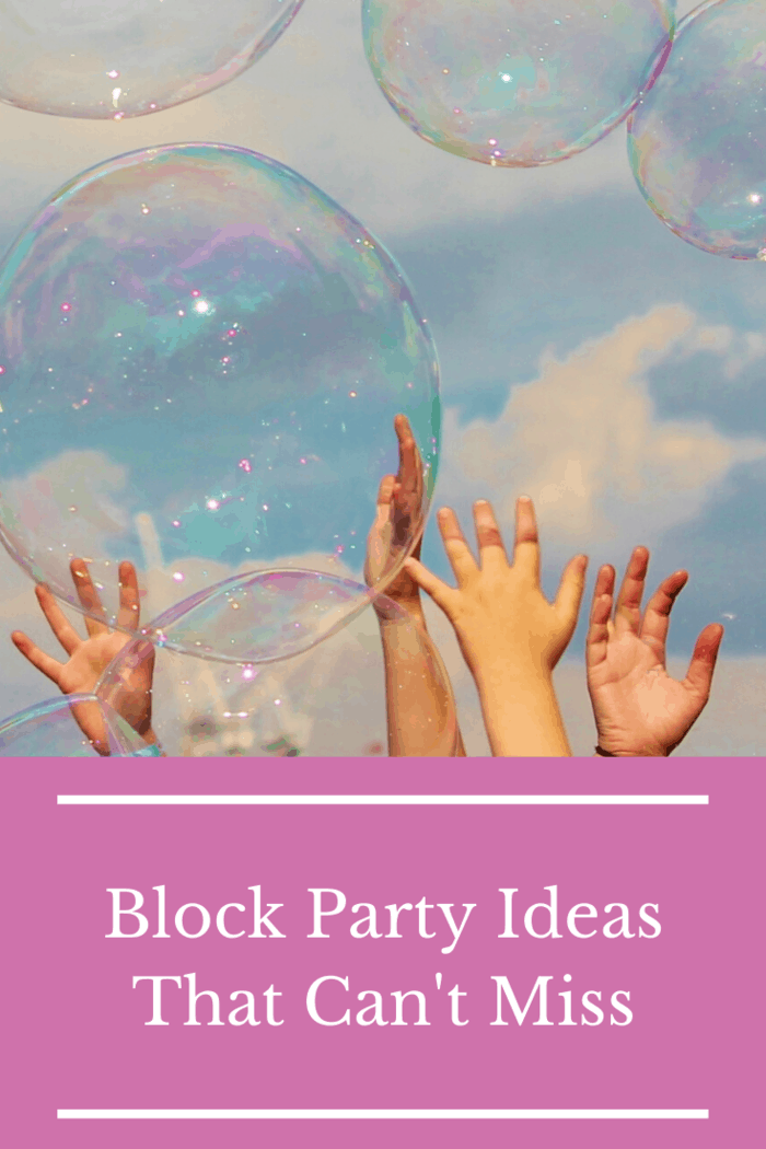 Bubbles provide a wide variety of options for activities, why not use a few of them and make it a bubble ball!