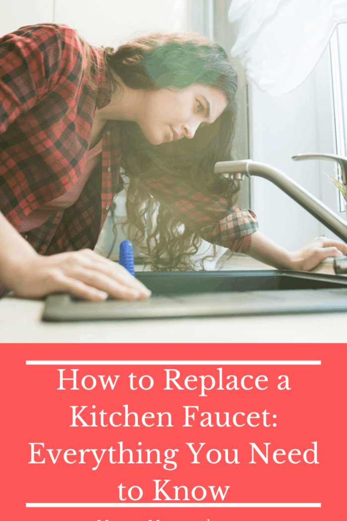 we give you a step-by-step guide on how to replace a kitchen faucet. It's everything you need to know in one place!