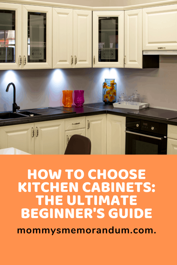 Semi-custom cabinets are more expensive than the first two.