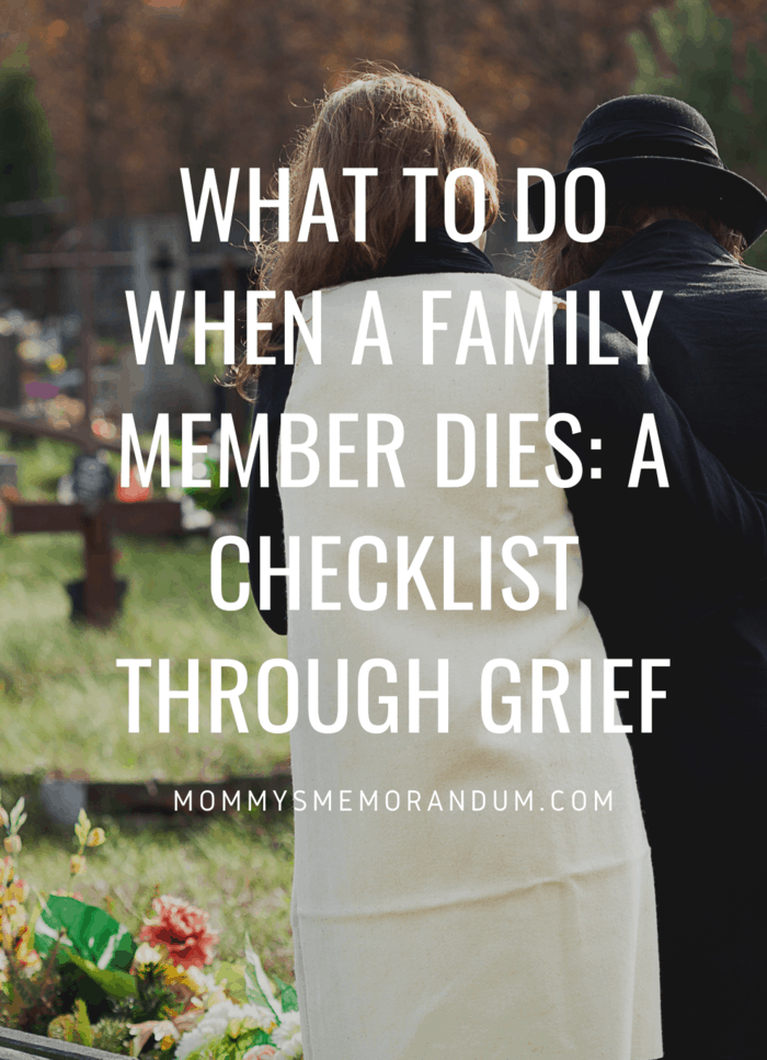 If they didn't, then you can either call a funeral home, contact a cremation company, or go forward with a full-body donation.  #death #funeral #family #grief