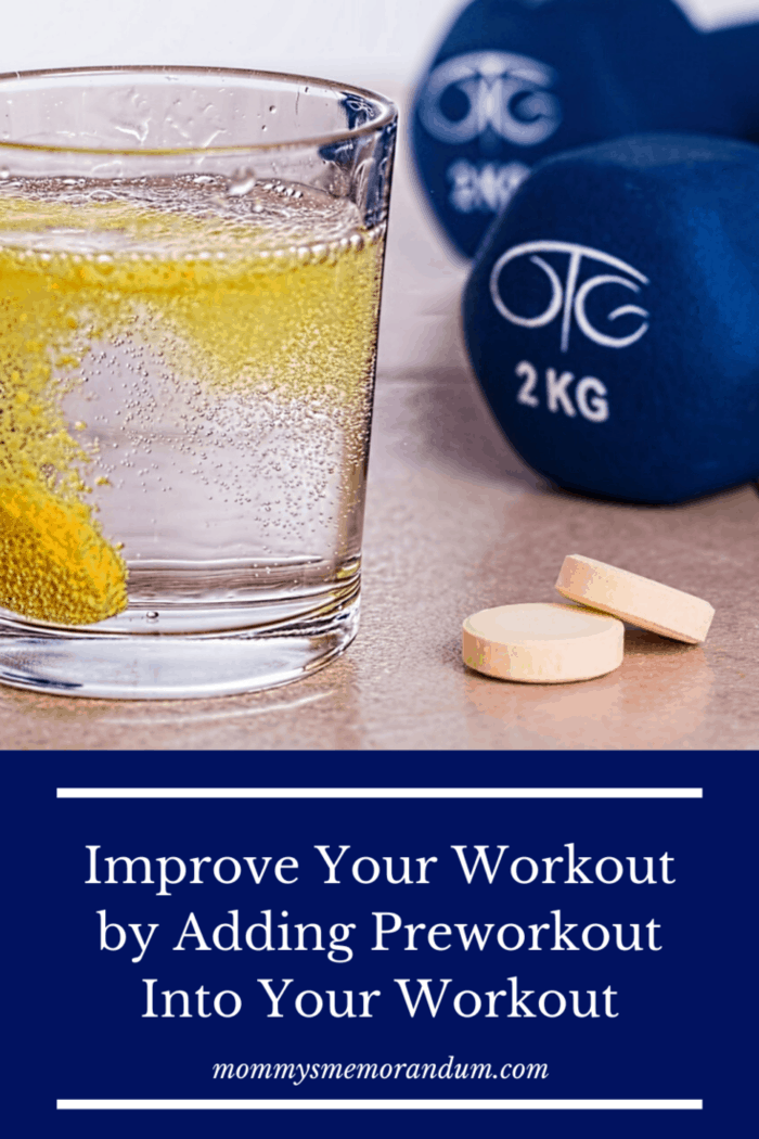 Thermogenic pre-workout supplements