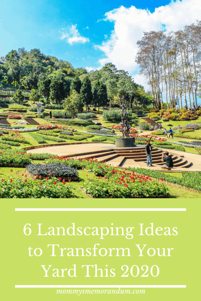 Now let's discover some easy and quite interesting landscaping ideas, that'll totally turn your yard into more beautiful and natural looking.