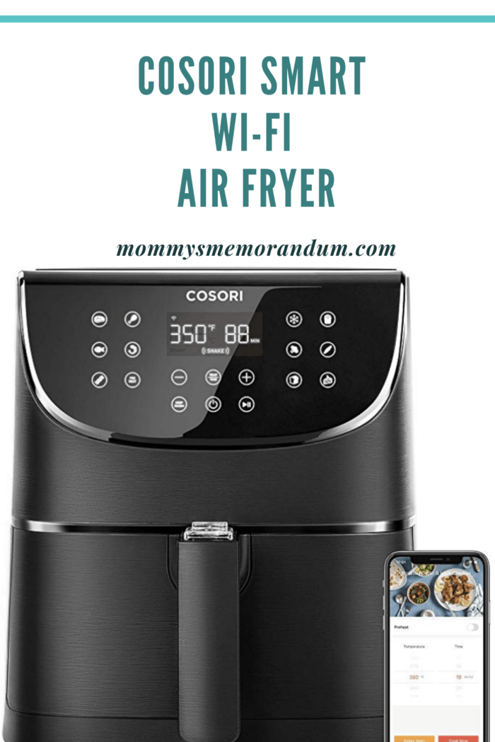 There isn't a way I could tell you enough about this air fryer, but I want to share our two favorite meals with you.