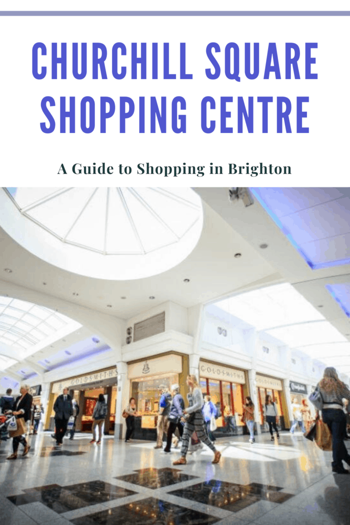 If you want the best of classic High Steet shopping than look further than Churchill Square Shopping Centre.