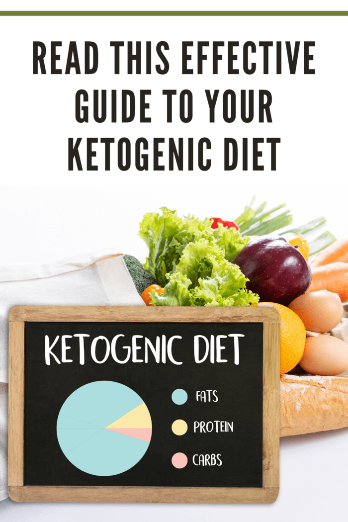 Once you make the decision to follow a keto diet, you will need to start sticking to a meal plan.