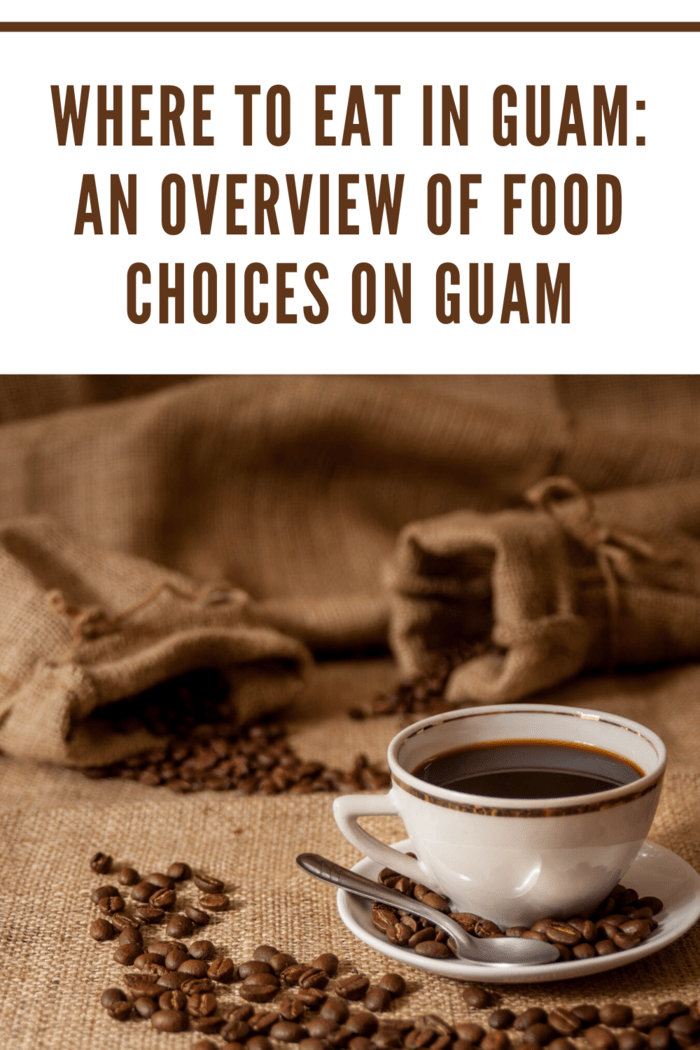 Coffee culture is alive and well in Guam, with many excellent local and international coffee shops to choose from.