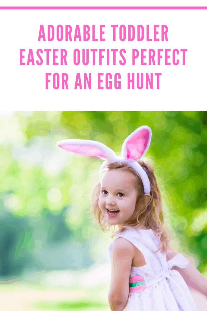 Dresses, suits, and ties might sound great, but what if your family gets messy during egg hunts outside, or you just simply want to change your little ones into something more casual for the big egg hunt?