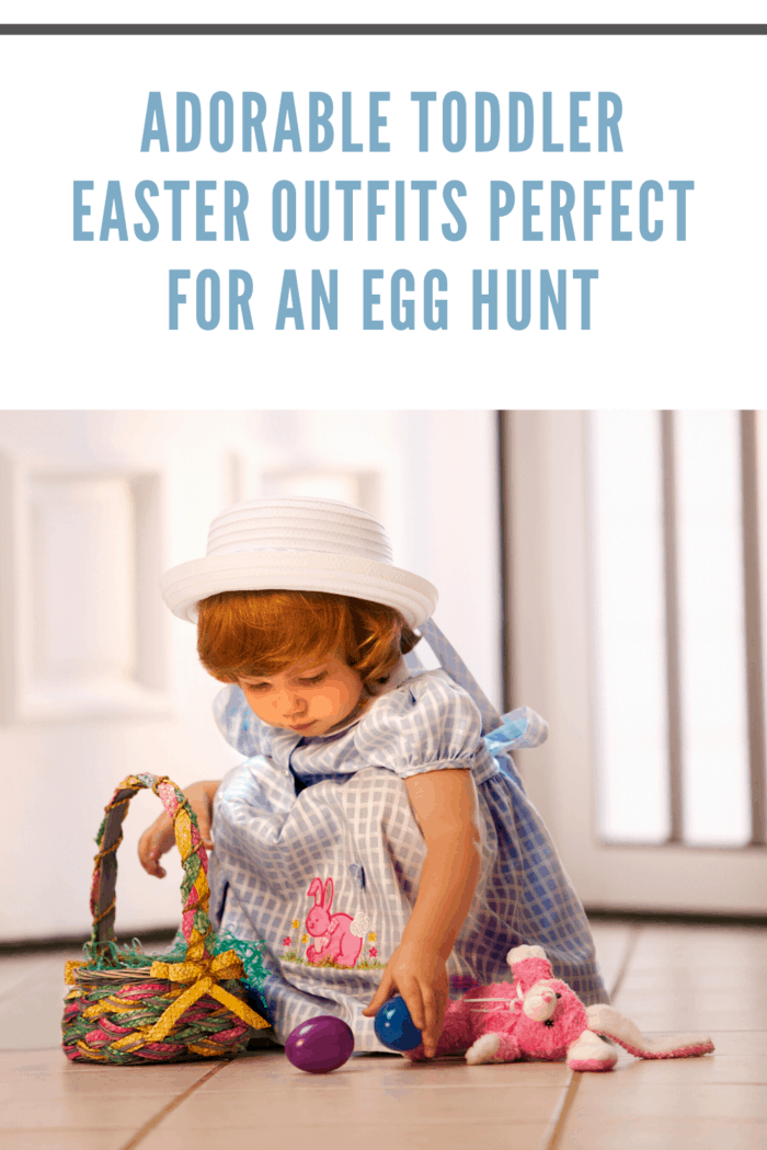 The first thing everyone thinks of when they think of Easter outfits is a twirl dress.
