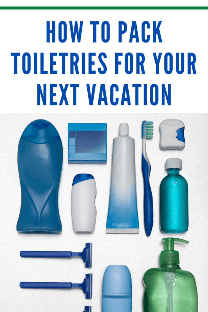 If you'recarrying on your toiletries, you should keep your items in an easily accessible, clear bag.