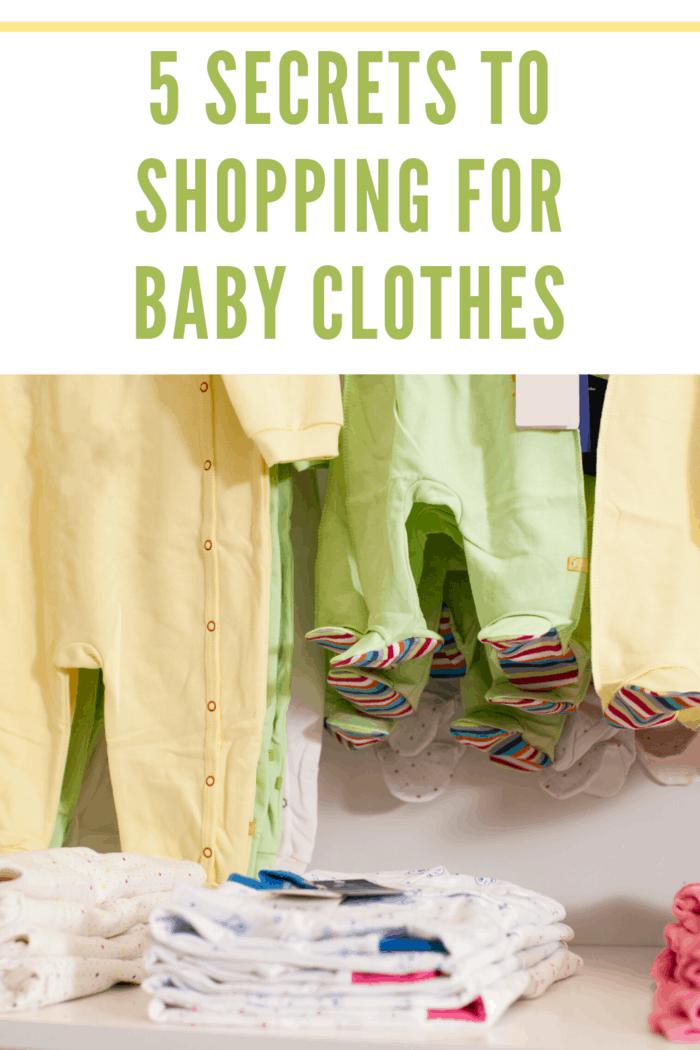 sleepers and onsies to dress babies