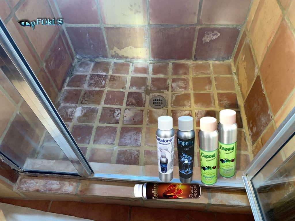 Home maintenance becomes easy when your tile and grout are clean.