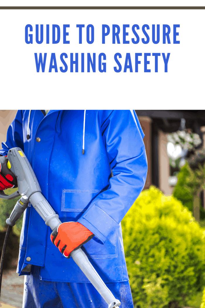 pressure washing safety