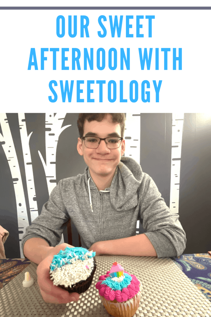 decorating cupcakes from sweetology