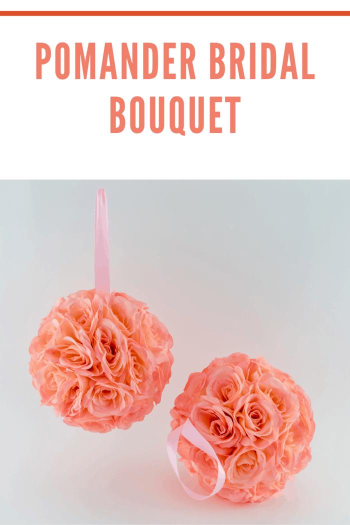 pomander bouquet