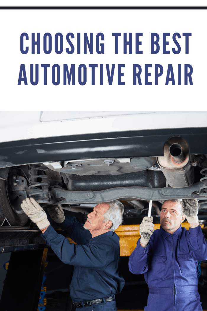 It is risky to hand your car over to an uncertified auto repair service provider for repair, as this could make you lose the warranty coverage on your vehicle.