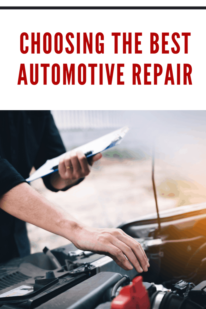 This can help you narrow down your choices of which auto repair shops to visit.