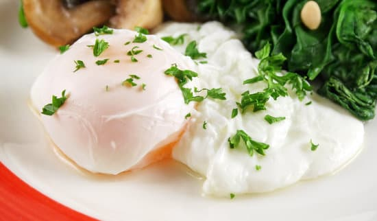 perfectly poached eggs in Instant Pot