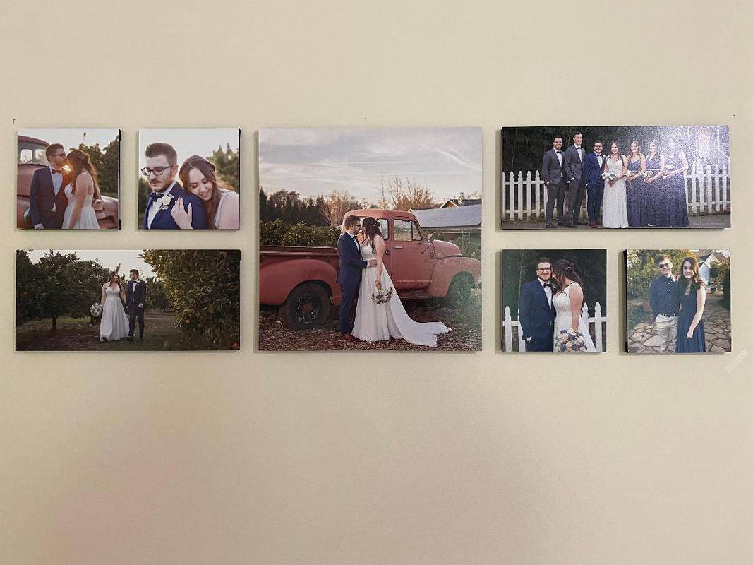 The easiest solution to create gorgeous photo collage displays on your walls. Collagewall® kits are simple to order, easy to hang & rearrange, and printed with the superior Mpix quality you know and love.