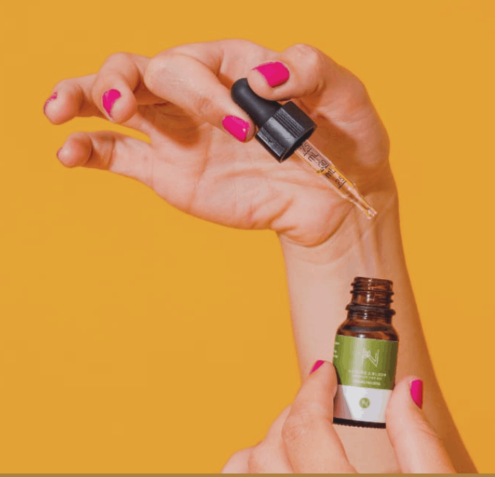 In this new normal, could a CBD oil supplement help us rebalance our equilibrium and reduce our stress levels?