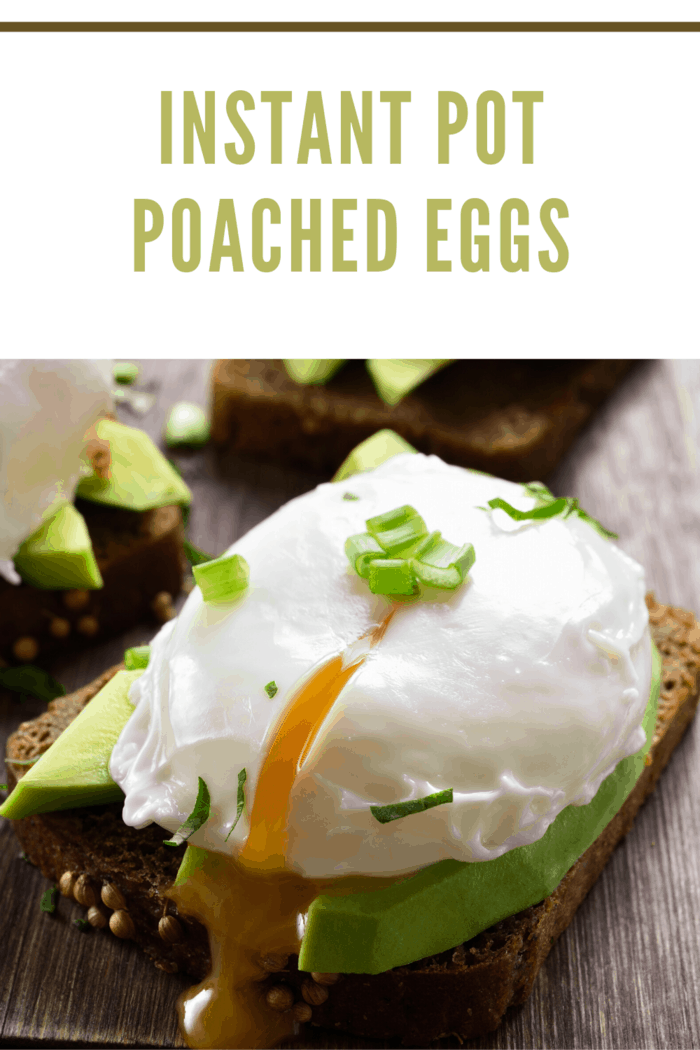 perfectly poached eggs on avocado toast with silt for yolk to run out