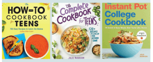 cookbooks by julee morrison