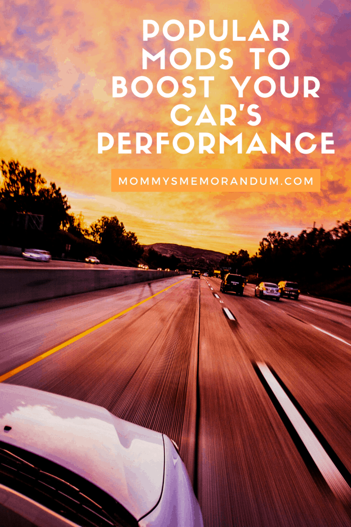 Swapping out your restrictive factory intake for a performance cold air intake can allow for higher airflow into your engine.