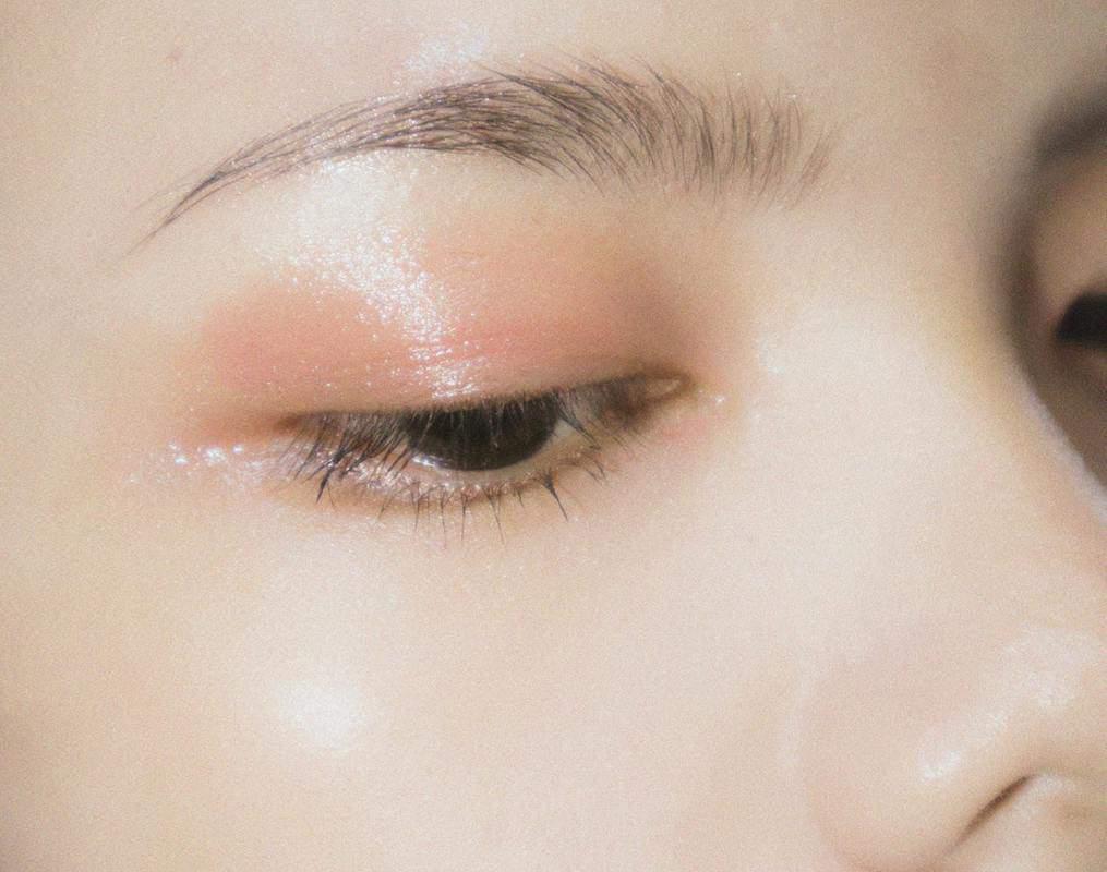 youthful skin closeup