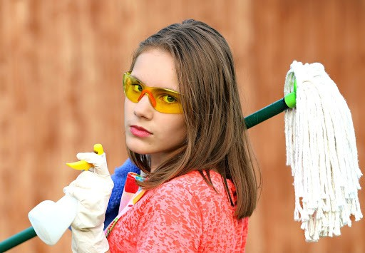 Checklist to a Spotless Cleaning Before Moving Out