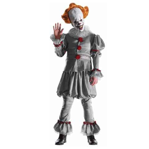 penny wise scary clown cosutme