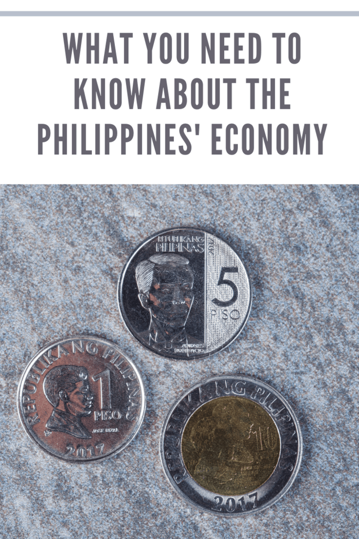 current Philippine coin currency and what to know about the Philippines economy