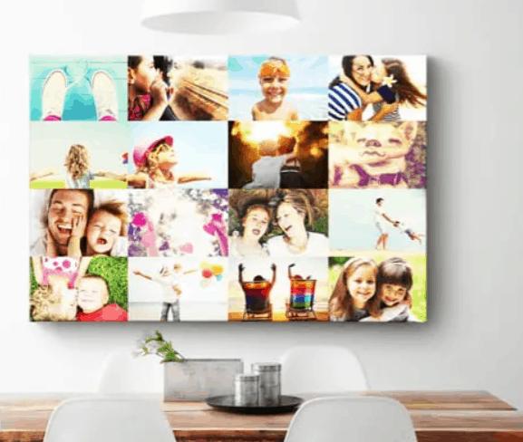 hellocanvas family collage