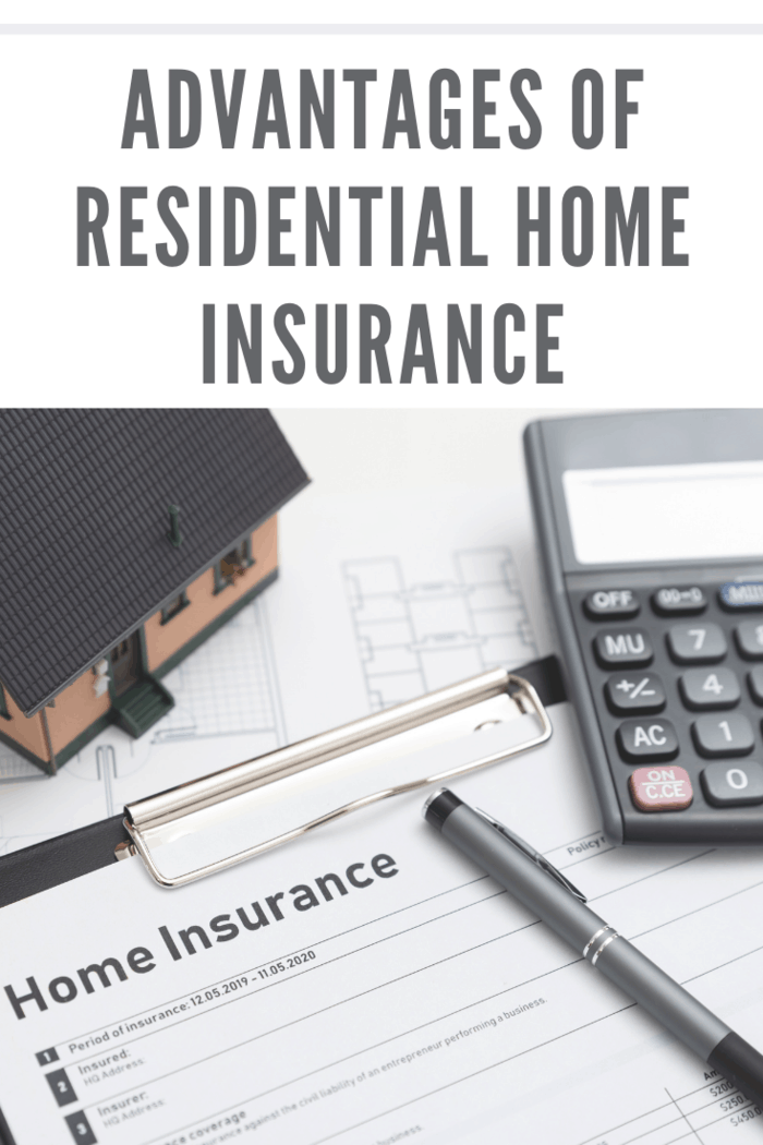 Home Insurance Form on the Table